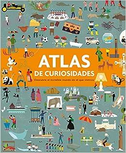 Atlas de curiosidades: Amazon.es: Gifford, Clive, Worrall, Tracy ...