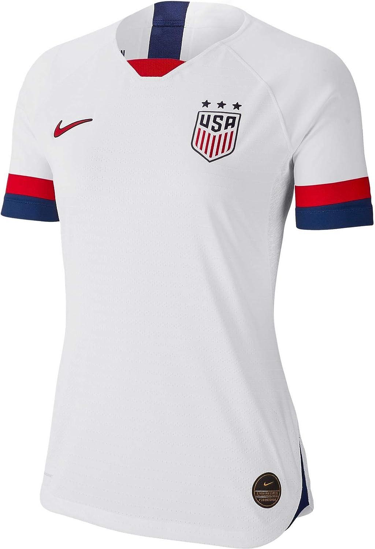 Women's Home Soccer Jersey U.S. Vapor Match 2019