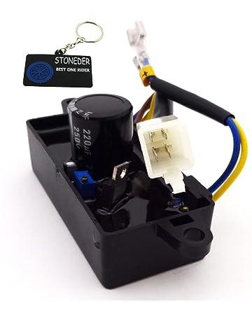 AVR regulador de voltaje rectificador monofásico stoneder para chino Gas Gasolina Generador de gasolina 2 KW