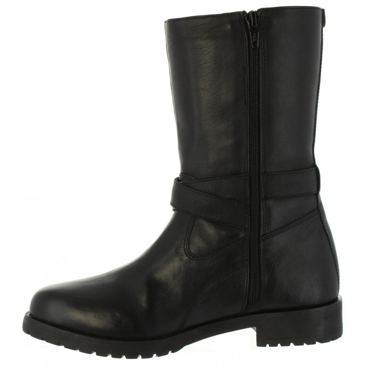 Kickers Women Boots 588820 50 GRACIATO 8 Noir Size 40