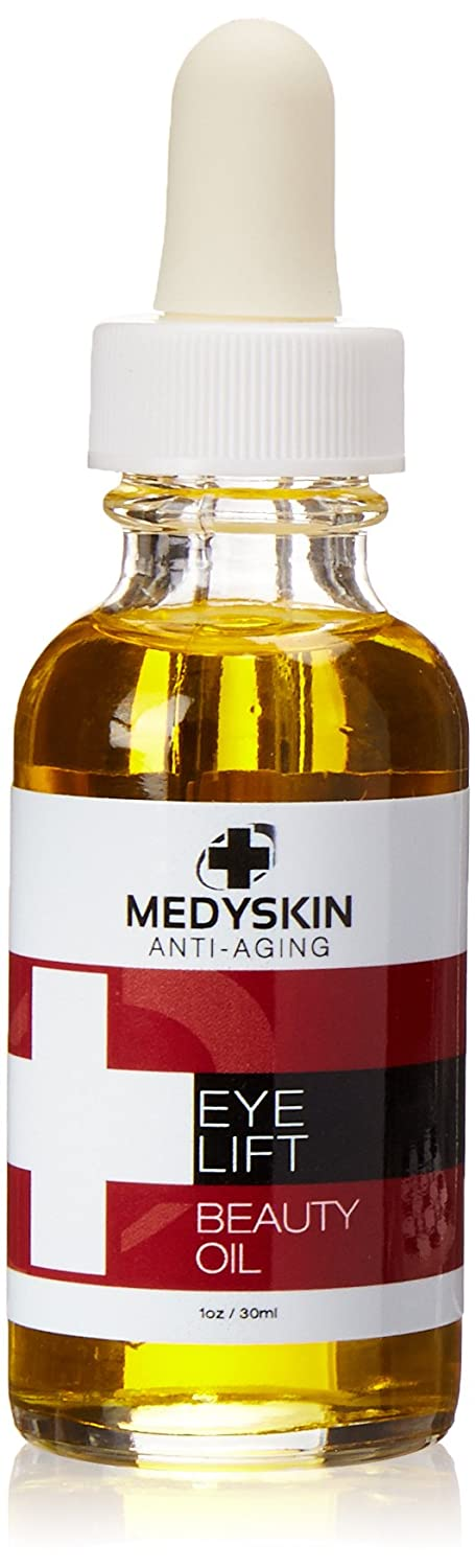 Medyskin Anti-aging Eyelift Beauty Oil 1 Oz ( All Natural) Fine Health & Beauty MED-ELO1