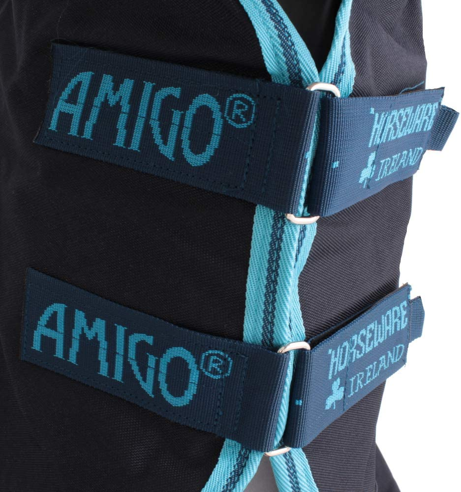 Horseware Amigo Bravo 12 All-in-One 400g Heavy Turnout Blanket