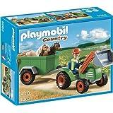 PLAYMOBIL 5062 - Pony Transporte