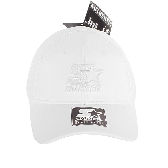 Gorra Starter - Blackout Pitcher blanco/blanco talla: OSFA (Talla ...