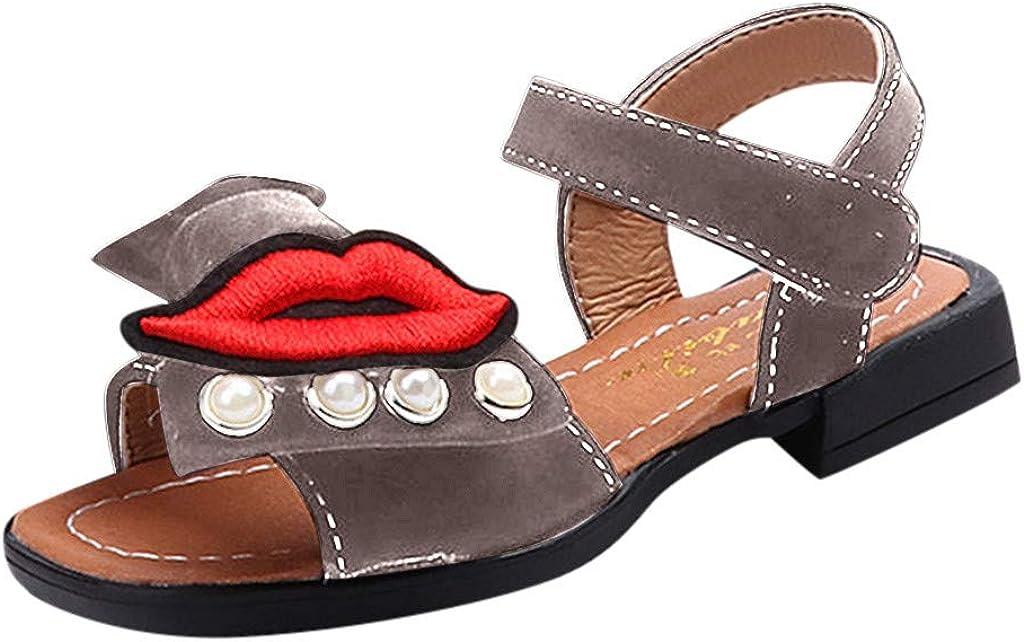 Sandalias de Niña Verano SUNNSEAN Calzado con Rhinestone Bow-Tie Zapatos de Niños Zapatos de Princesa Zapatillas Elegantes de Moda para Fiestas Sandalias de Danza Zapatillas Fiesta Verano: Amazon.es: Ropa y accesorios