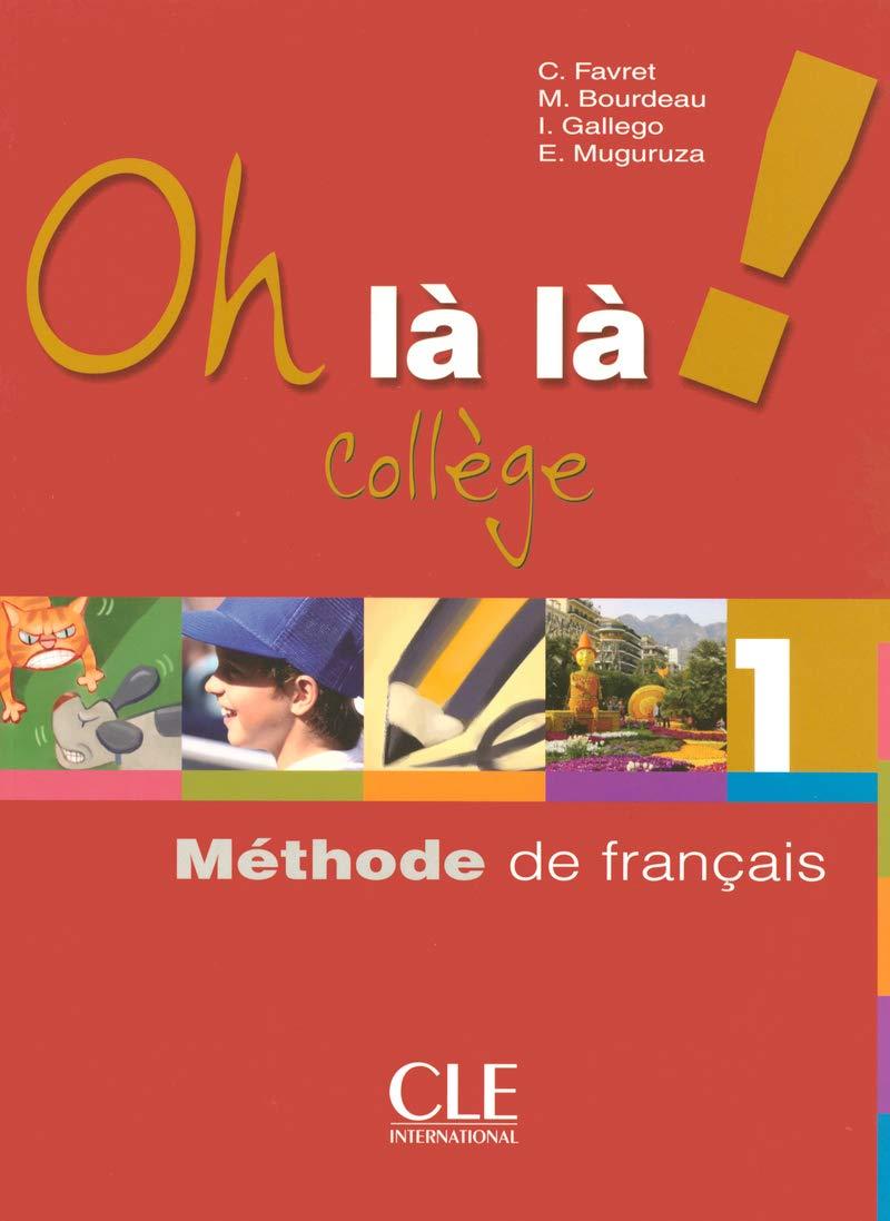 Methode De Francais College Niveau 1 Livre Cahier