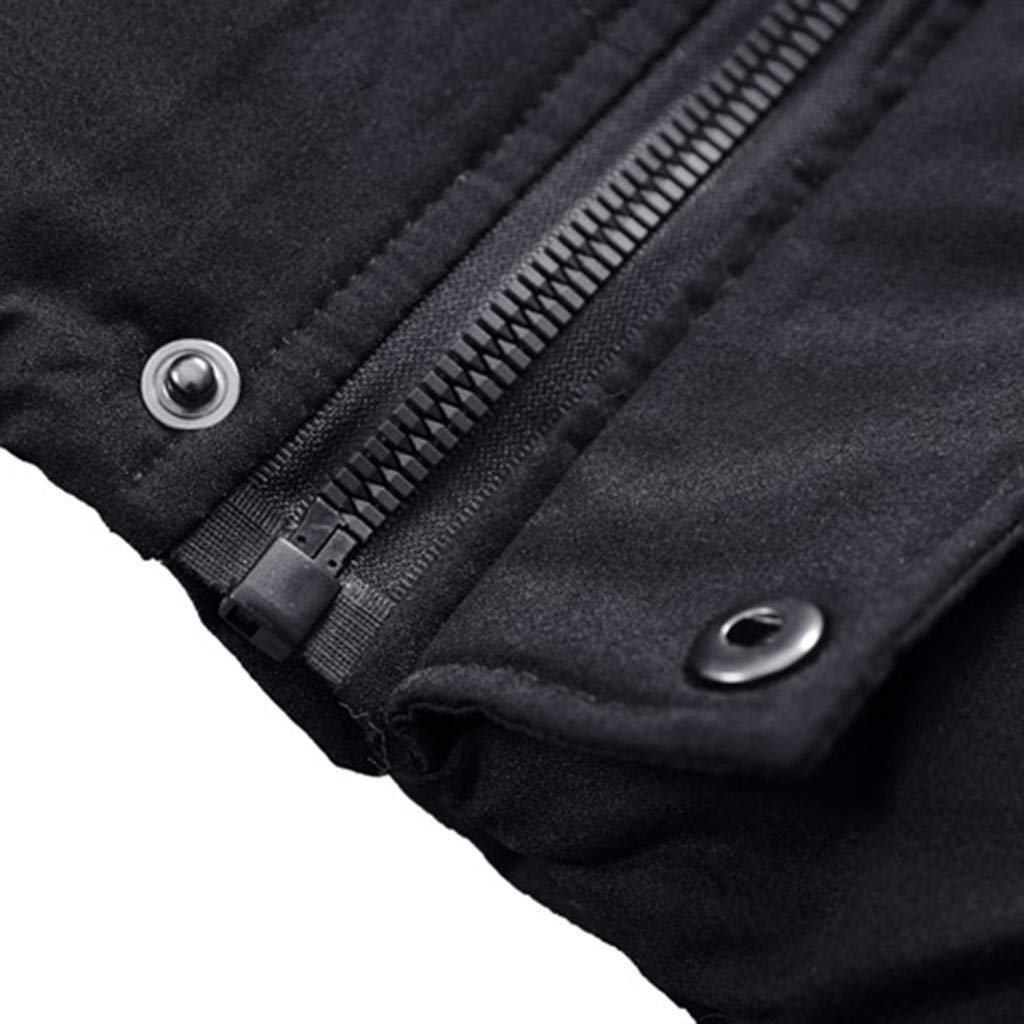 Mens Puffer Jacket,Plus Size Lightweight Down Coat Casual Boys Outwear Windbreaker Top Zulmaliu Zulmuliu