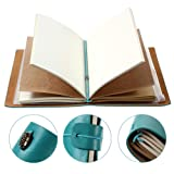 Leather Journal, Vintage Refillable Travelers