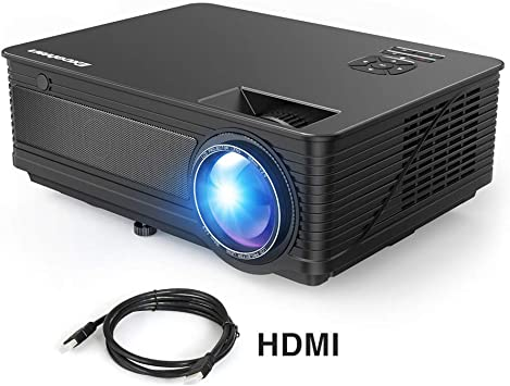 Proyector LED 1080P Full HD Excelvan M5 2018 Actualizado 3500 ...