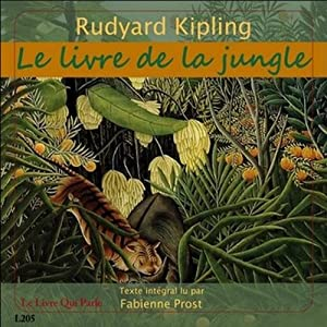 Le Livre de la jungle | Livre audio