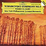 Tchaikovsky: Symphony No. 5 / Romeo and Juliet overture ~ Bernstein