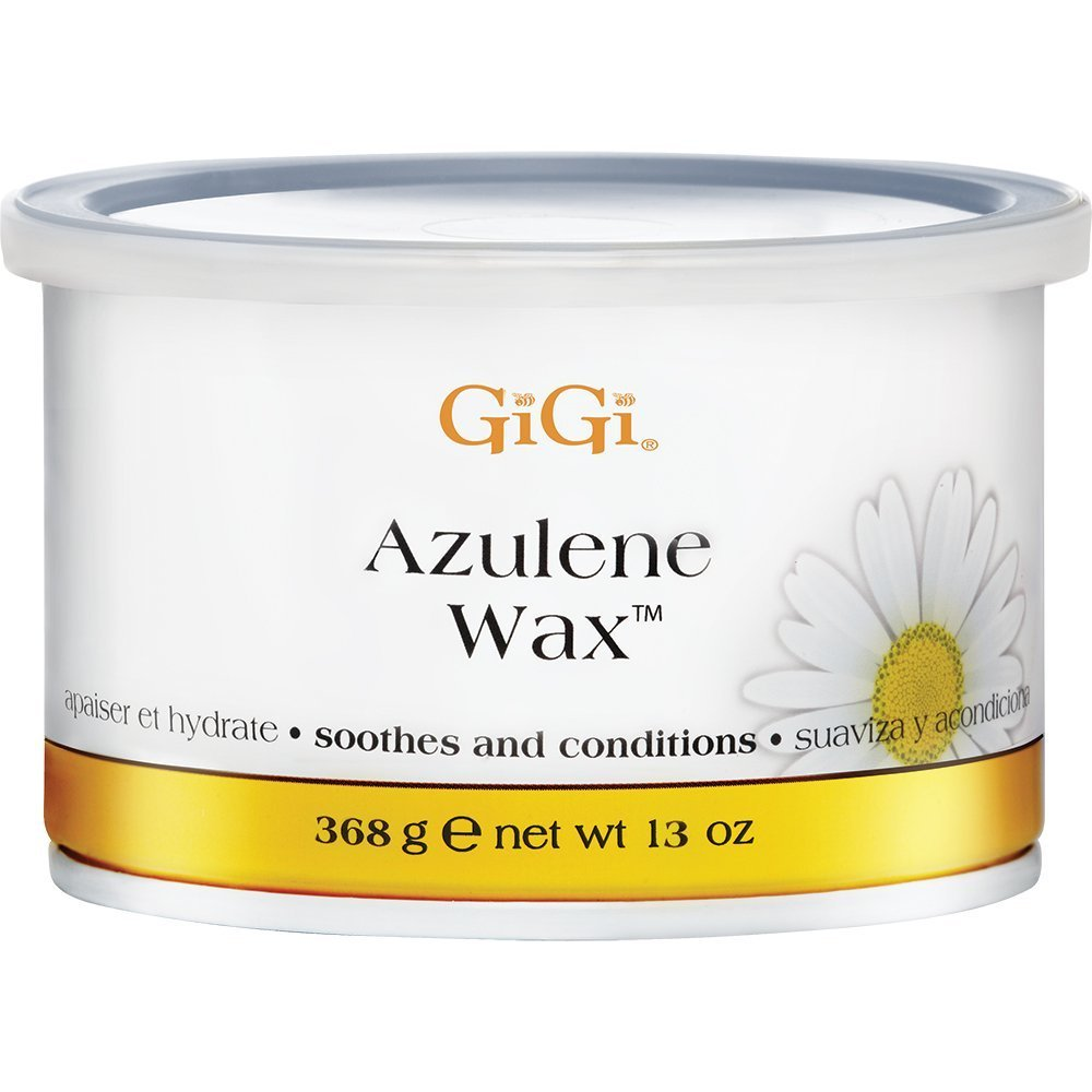 GiGi Azulene Wax 385 ml (Pack of 4)