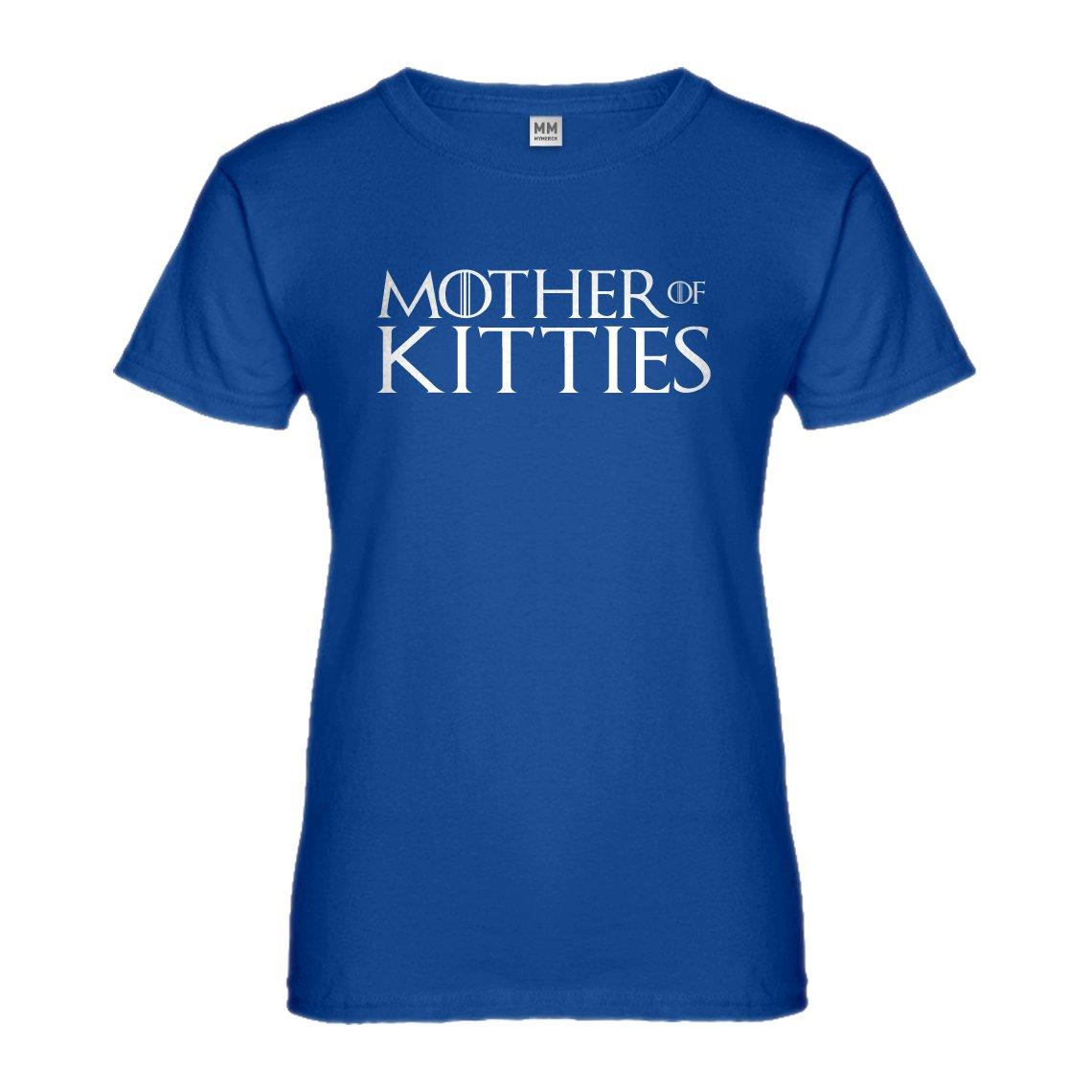 Indica Plateau Madre de los Gatitos de la Camiseta para ...