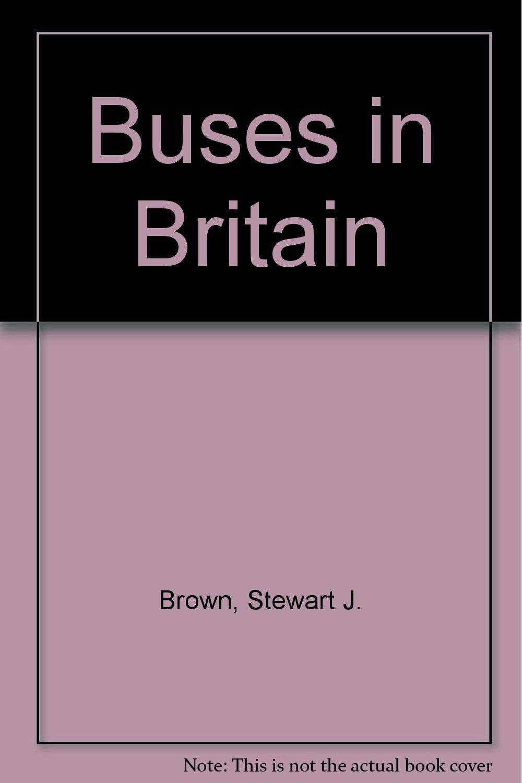 Buses in Britain