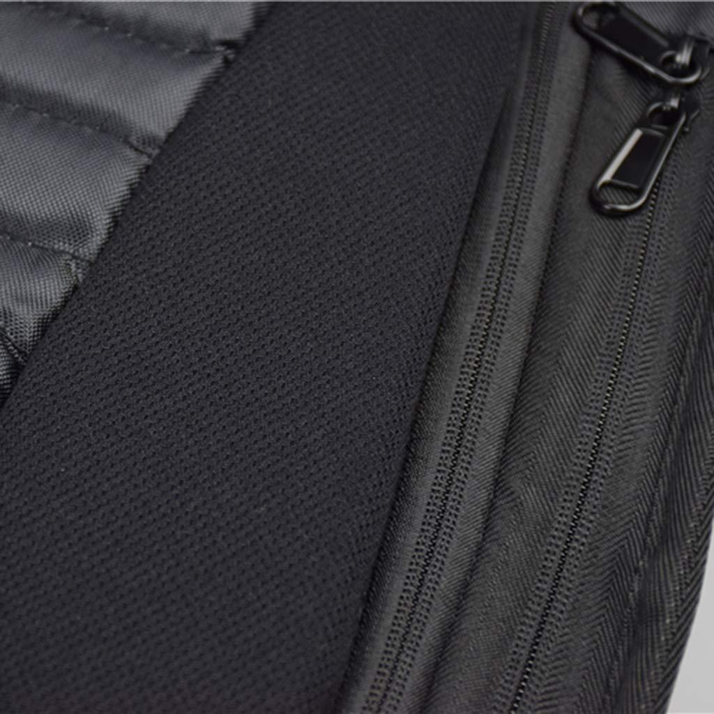 Nero Opaco Homyl Zaino Moto Borsa Multi Tasce Impermeabile Protettivo Accessorio Viaggiare