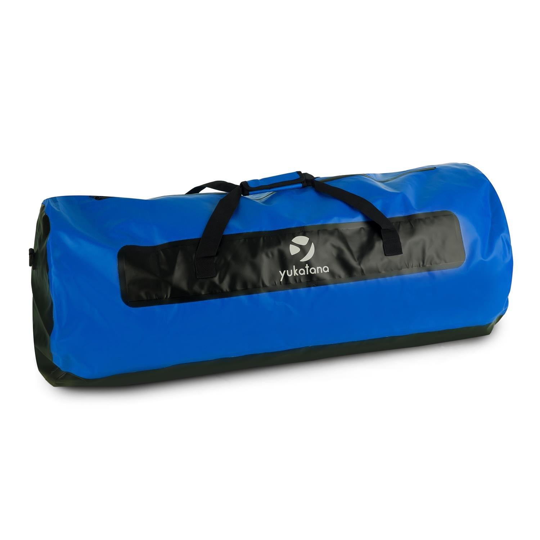 Yukatana Quintoni 120 Sac de Sport /étanche 120L Style Marin Noir//Bleu