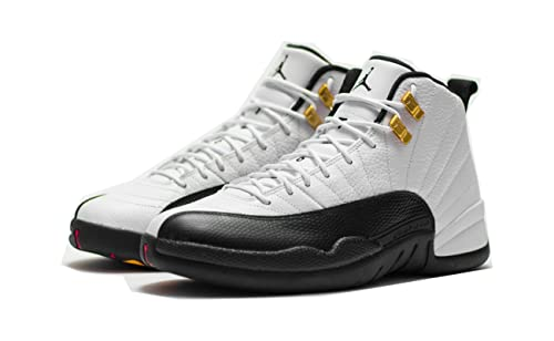 98d6c4751d1 Air Jordan 12 Retro Taxi 130690-125 2013 Release Basketball Men's Shoe ...