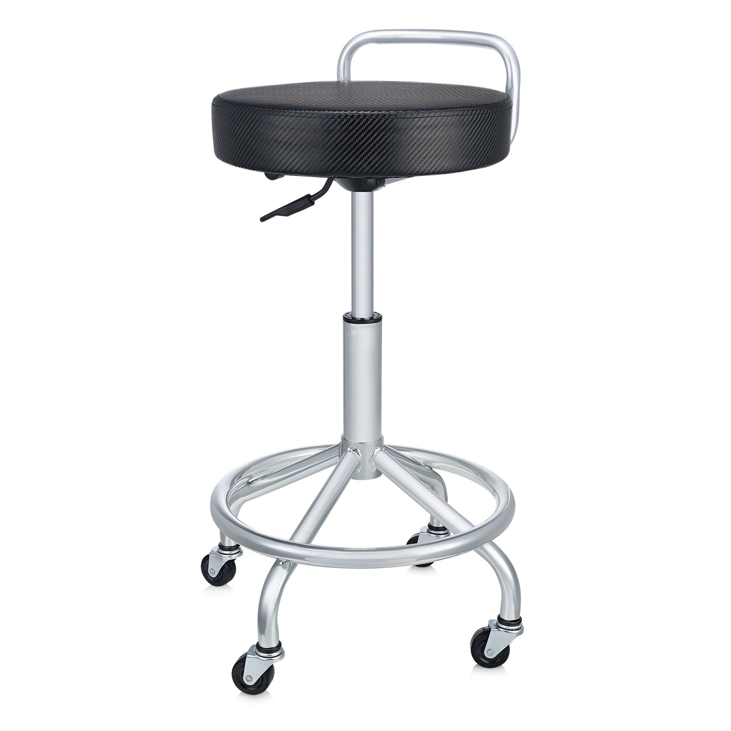 sc 1 st  Amazon.com & Amazon.com: UltraHD Cushioned Pneumatic Work Stool: Home u0026 Kitchen islam-shia.org