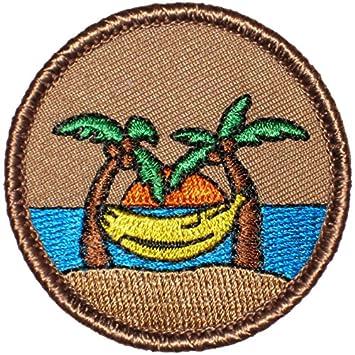 banana hammock patrol patch   2 u0026quot      amazon    banana hammock patrol patch   2   round   arts crafts      rh   amazon