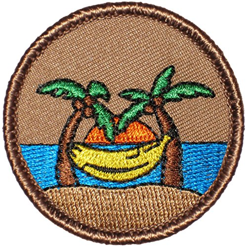 Banana Hammock Patrol Patch - 2