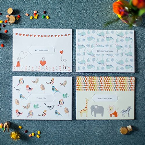 - Kids Box Set of Assorted Greeting Cards