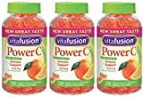 VF Power C Gummy Vitamins for Adults, 3 Pack (150-Count)