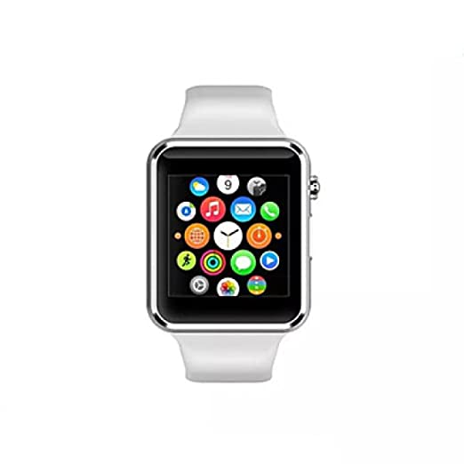 PDFGO Bluetooth Smart Watch Reloj W8 Sport Podómetro Tarjeta SIM ...