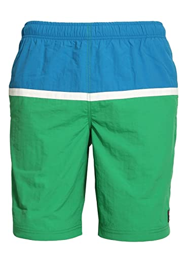 e0536df7b505 FILA VINTAGE Nargiso Panel Shorts | Kelly Green Small 30 Waist:  Amazon.co.uk: Clothing