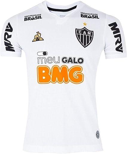Camisa Le Coq Sportif Atletico Mineiro Ii 2019 Amazon Com Br