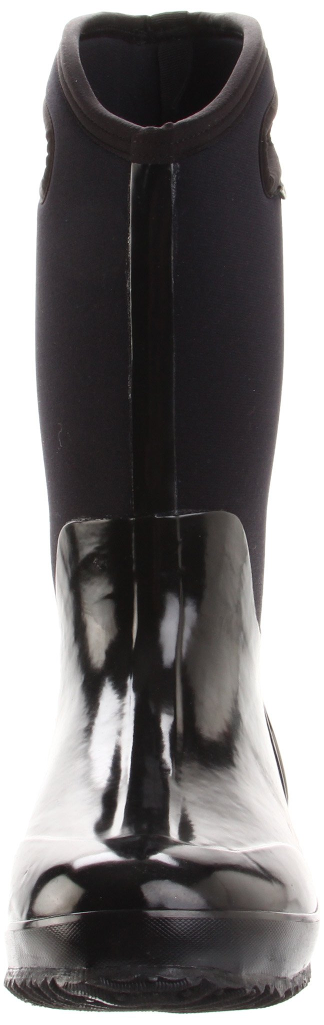 Bogs Women's Classic High Handle Waterproof Insulated Boot,Black Smooth,7 M US by Bogs (Image #4)