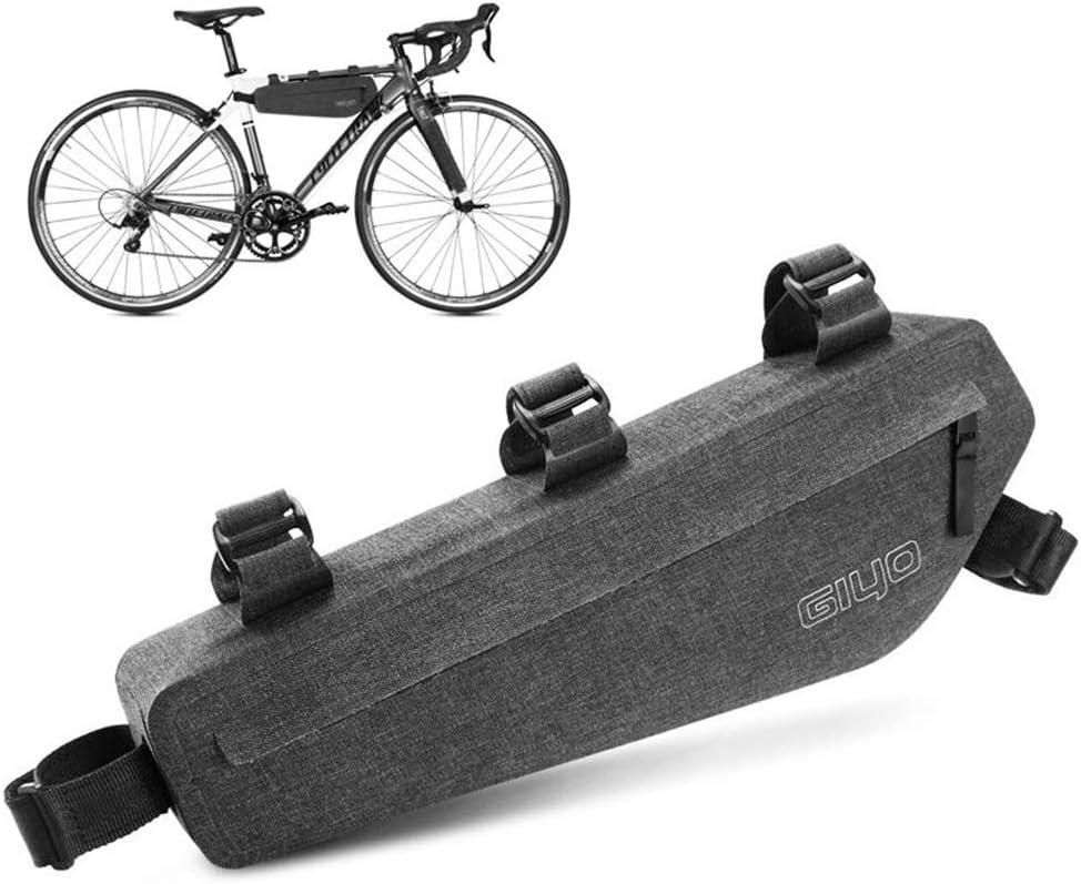 FOONEE Bolsa Impermeable para Marco de Bicicleta, Bolsa Triangular ...
