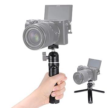 Trípode para cámara réflex Digital, trípode, Montura de rótula de ...