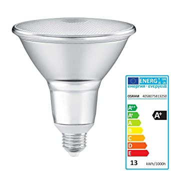 Osram Parathom DIM PAR38 100 30º DIMMABLE - Bombilla Led Regulable 220-240v 12,
