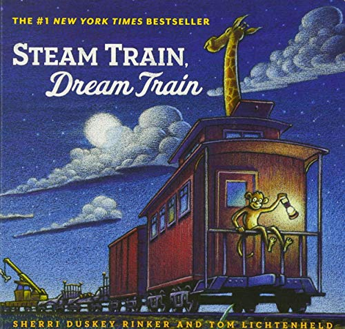 Steam Halloween Sale End (Steam Train, Dream Train (Books for Young Children, Family Read Aloud Books, Children's Train Books, Bedtime)