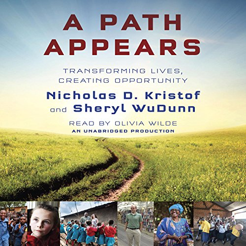 A Path Appears: Transforming Lives, Creating Opportunity Audiobook [Free Download by Trial] thumbnail