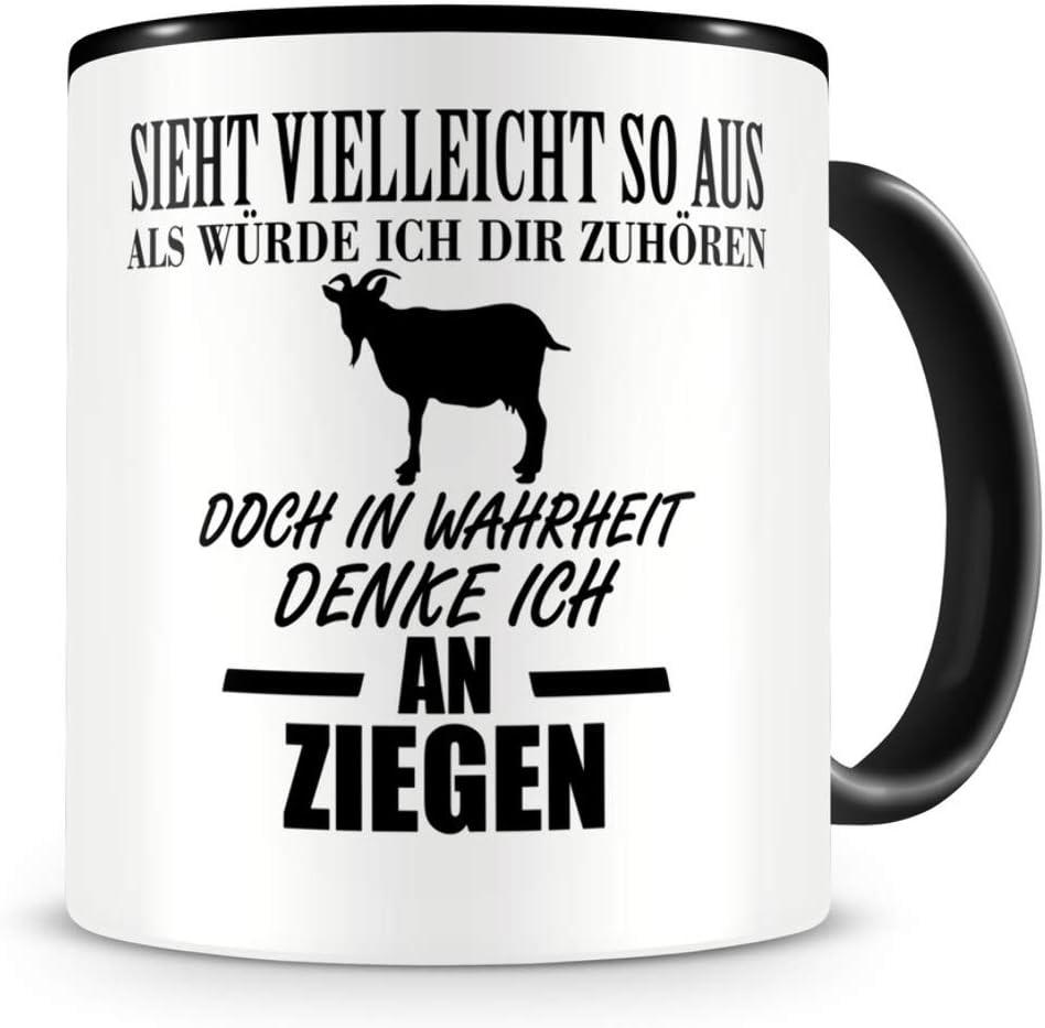 Samunshi - Taza de café, diseño con texto en alemán