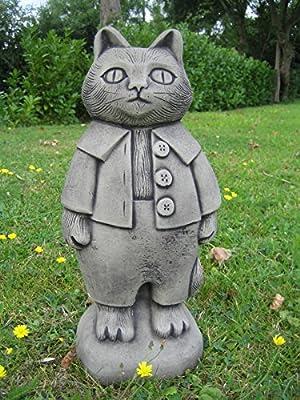 Tom Kitten Beatrix Potter Stone Garden Ornament