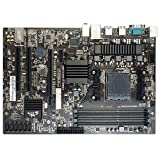 KKmoon Colorful Battle AXE C.A970X X5 V14 Motherboard Computer Mainboard Systemboard for AMD AM3/AM3+ DDR3 SATA3.0 USB3.0 ATX for Desktop
