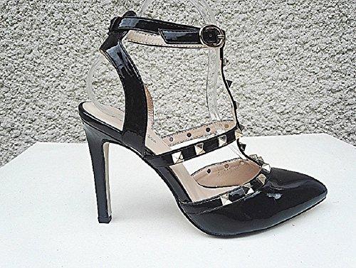 fashionfolie, Damen Sandalen