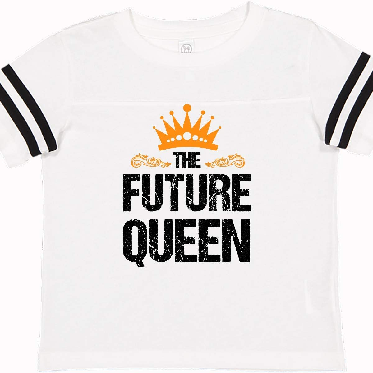 inktastic The Future Queen of Feminism Toddler T-Shirt