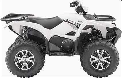 2017 Yamaha Grizzly >> Vip Air 927 Yamaha Grizzly 700 2017 Alpine White