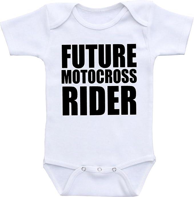 Amazon.com: Dazzle Labs Unisex Futuro Motocross Rider Funny ...