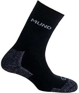 Mund Socks Calcetines Trekking Arctic montaña otoño/Invierno Unisex