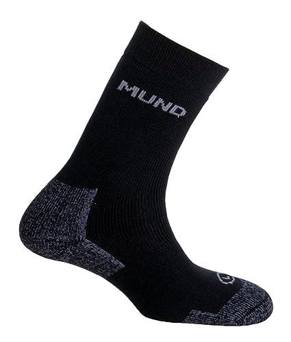 Mund Socks - Artic Wool Merino, Color Navy, Talla EU 34-37