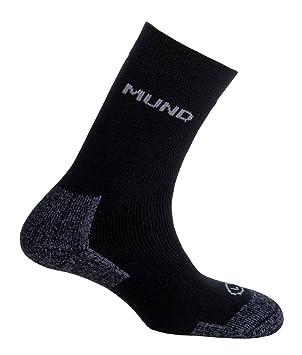 Mund Socks Calcetines Trekking Arctic montaña otoño/Invierno Unisex: Amazon.es: Deportes y aire libre