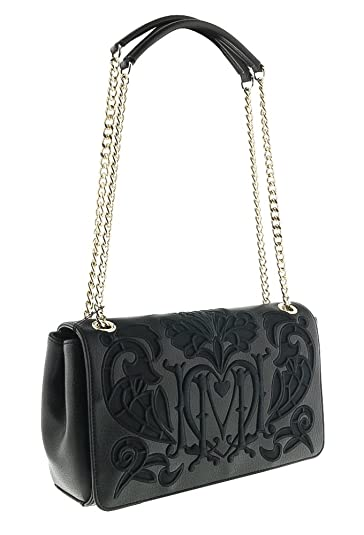 Love Moschino Women Bag c4103pp11 LL0 000 Bag black Size  One Size ... 2de25dfc528c