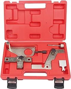 UTMALL Engine Timing Tool Kit for Range Land Rover JLR 2.0 Si4 Evoque Freelander Discovery