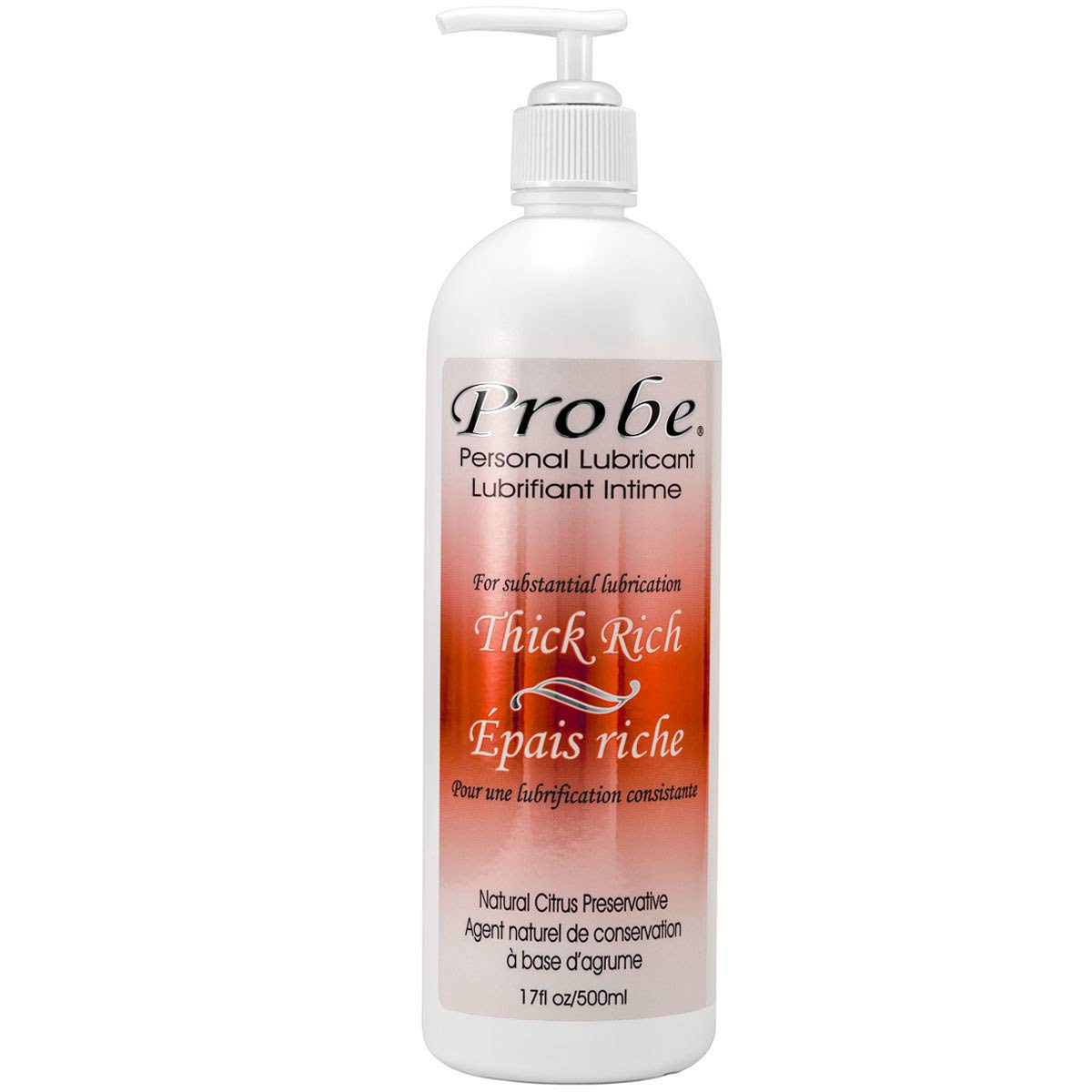 Probe Personal Lubricant Thick Rich 17 Ounce by Probe Lubricant