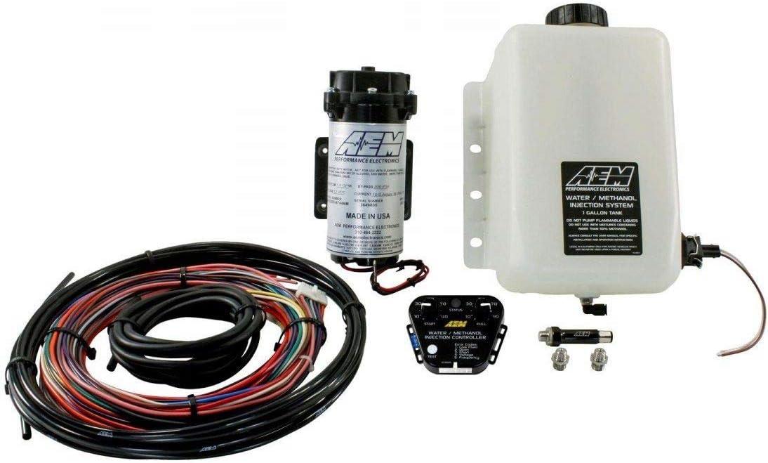 V-MAXZONE M-7104 AEM - Kit de inyección de agua y metanol