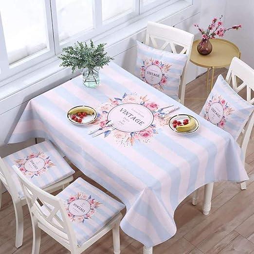 ACZZ Mantel Paño Corredores Paño de té Paño de tela de algodón ...
